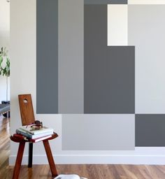 So about what I said...: Dream Home do or don't: Color blocking walls