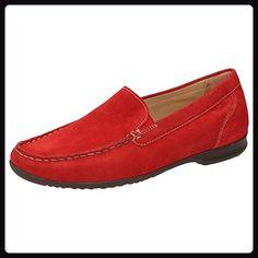 Sioux Ciowa Größe 42 Rot (rot) - Slipper und mokassins für frauen  ( Partner-Link) 73277fb8a9