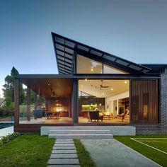 "6,260 Me gusta, 97 comentarios - Design&Live (@designandlive) en Instagram: ""Kensington #House by Virginia Kerridge #Architect in NSW, #Australia.————————————————————— Photo…"""