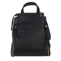 Looking for that perfect Christmas gift for the practical fashionista? Look no further than this stylish and sleek Nina backpack. This practical bag can be taken virtually anywhere while adding a touch of sleek style.