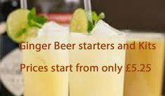 ginger beer Probiotic Drinks, Water Kefir, Vegan Yogurt, Kombucha Tea, Ginger Beer, Brewing, Milk, Organic, Healthy