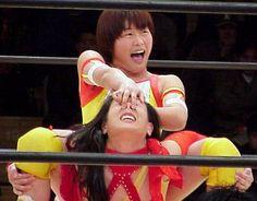 Miho Wakizawa - Japanese Female Wrestling