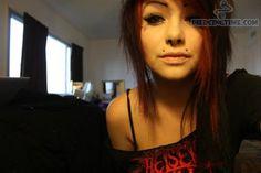 Angel Bites Piercing, Lip Piercing, Body Piercings, Piercing Tattoo, Septum, Pixie Styles, Long Hair Styles, Anti Eyebrow, Emo Scene Hair