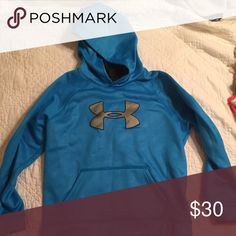 Under Amour hoodie Youth XL Under Armour Tops Sweatshirts & Hoodies
