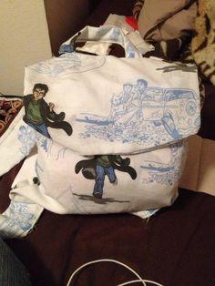 Harry Potter Backpack purse