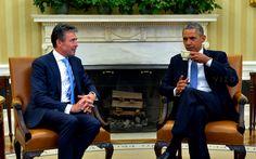 NATO Secretary General praises President Obama  for more visit http://vizdoo.com