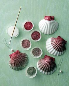 Beautiful and Magical Sea Shell Craft Ideas (7)