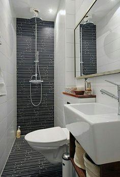 Casa de banho pequena                                                                                                                                                                                 Mais