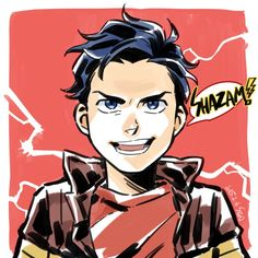 Image result for billy batson comics