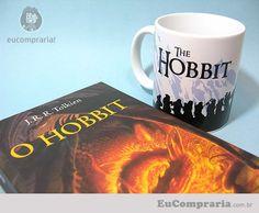 Caneca O Hobbit (Senhor dos Anéis) - Eu Compraria!