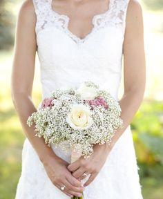 Beautiful #bouquet - via The Wedding Co.