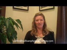Video Bio for Caitlin McCurdy-Robinson, PT, DPT