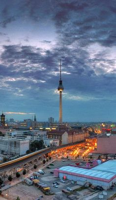 7 Reasons Why I Love And Hate Berlin (Germany) Photo © Dagmar Jedrisko @Just1WayTicket