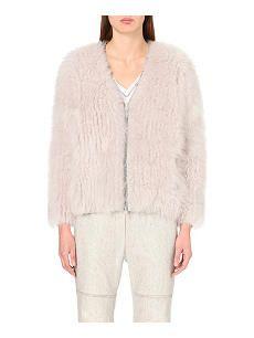 BRUNELLO CUCINELLI Textured cashmere jacket