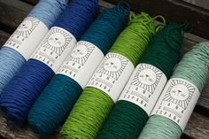 LAÑA DE ESPAÑA 100% wool from Spain
