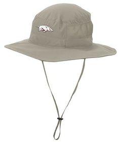 NCAA Arkansas Razorbacks Collegiate Bora Bora Booney II Hat 1c84eed20498