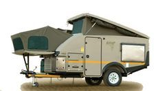 camper trailer | 4X4 Echo Camper Trailers
