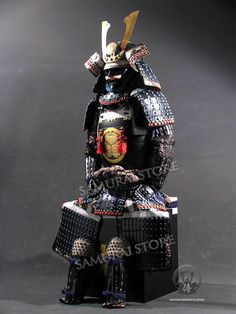 Some sort of original fantasy Samurai armour. I just pinned an example to have…