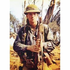 "♠️⚡️ The man, the myth, THE LEGEND, Jerry ""Mad Dog"" Shriver. Note the NVA pith helmet, SKS, .357 Magnum, and enemy whistle around his neck.  This crazy motherfucker really needs no introduction, so I'll just get to it.  Radio Hanoi frequently addressed Shriver by name on-air, and often broadcast a bounty the NVA had on his head and the heads of his Montagnards. One day, Mad Dog and Co. found themselves completely encircled by the NVA deep inside Cambodia. During the fight, Shriver got on ..."