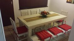 MIXED DINING SET