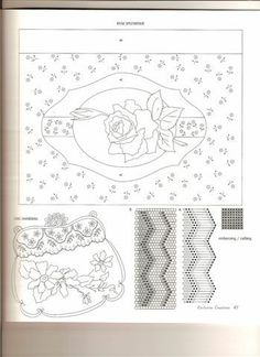 Embroidery Stitches, Embroidery Patterns, Parchment Cards, Picasa Web Albums, Flowering Trees, Craft Patterns, Pyrography, Quilling, Cardmaking