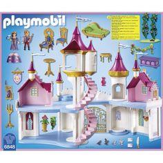 Playmobil Princesses Grand château de princesse - Castello   Jeux et Jouets