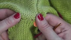 How to Seam: Set-in Sleeve