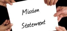 What Is Your Company's Mission Statement?
