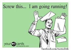 Running Humor Screw this. I am going running Humor Screw this. I am going running. Running Humor, Running Quotes, Running Motivation, Funny Running, Workout Quotes, Motivation Quotes, Fitness Motivation, Las Vegas, Funny Quotes
