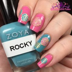 Nail Art ~ Born Pretty Store 3D Nail Stickers