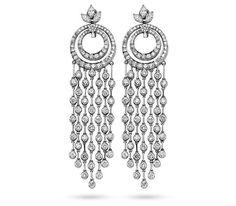 Summer Rain Diamond Earrings