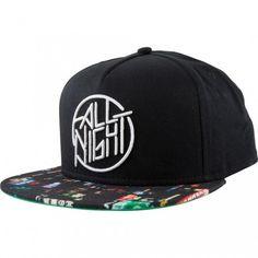 e6af5e16134 NEFF ALL NIGHT SNAPBACK · Snap BacksSnapback CapBall ...