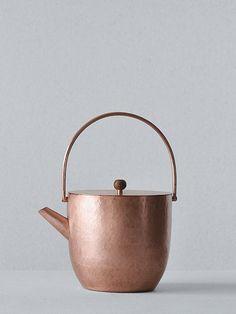 Copper Kettle | Yumi Nakamura