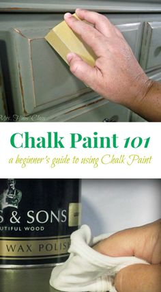 Take the fear out of painting furniture with this beginner's guide for how to paint furniture with Annie Sloan Chalk Paint.