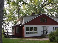 Casual+Lakefront+Living+-+great+5+BR+lakefront+house+in+Union+Pier,+Michigan+++Vacation Rental in Southwest Michigan from @homeaway! #vacation #rental #travel #homeaway