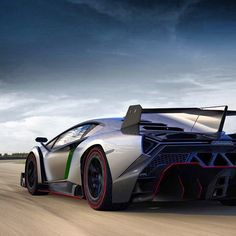 Lamborghini Veneno - Is that an ass or what?!