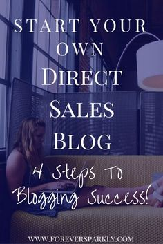 Want your very own direct sales blog? Not sure where to start? Read my review of Brenda Ster's Blogging Bootcamp and be a #braveblogger! via @Kristy E. | Direct Sales Blogger