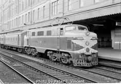 L - 1500VDC Electric Locomotive