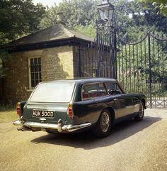 Aston Martin DB5 Radford Estate August 1972