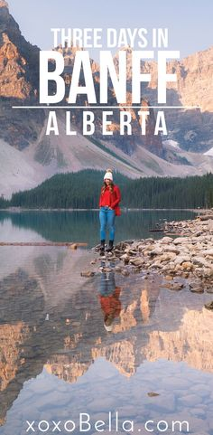 Recently I went to Alberta with my friend Josh for three days for a quick end of summer trip. We flew into Calgary, rented a car and made our way to Banff. Banff , Lake Louise , Alberta Canada , Nature , Travel , Road trip , Hiking , Adventure