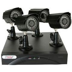 Talos DK1410 4-Camera Surveillance Kit 1 TB HDD by Talos Security. $357.00. The Talos 4-Camera Surveillance Kit includes the DVR, cameras with mounting hardware, 1TB hard drive, power supplies and cables—everything required for plug-and-play system installation.. Save 34%!