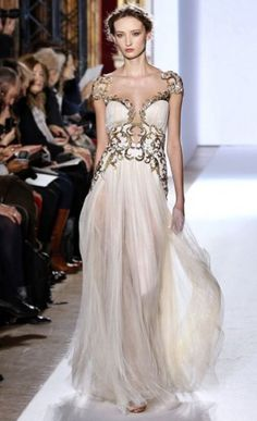 diary of a fashionista: Zuhair Murad S/S'13 Haute Couture Review