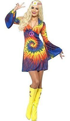 Ladies Sexy Tie Dye Hippy Hippie 1960s 60s 70s 1970s Mult... https://www.amazon.co.uk/dp/B01A0ZGASA/ref=cm_sw_r_pi_dp_JbyAxb6E0M456