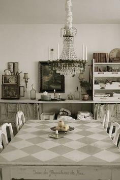 Farmhouse Kitchen Style - Lighting & Interior Design Ideas Blog - Community - LampsPlus.com - Information Center