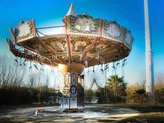 Almost a decade after Hurricane Katrina, much of New Orleans has been rebuilt. But as photographer Seph Lawless documents, Six Flags New Orleans remains neglected, slowly breaking down as nature retakes the park. The site now serves as an eerie reminder of the destruction that all but destroyed the city in 2005.