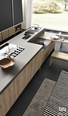 Kali modern olasz konyha bútor – Bigi Home Design