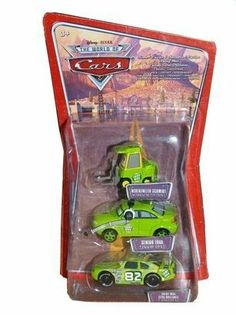 DISNEY PIXAR CARS NEW MAX SCHNELL LOOSE WITHOUT THE PACKAGING
