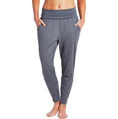 CALIA by Carrie Underwood Women's Effortless Fold Over Heather Jogger Pants | DICK'S Sporting Goods. Medium