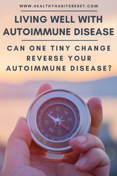 Big changes aren't always necessary on the path to reversing autoimmune disease symptoms. #livingwellwithautoimmunedisease #autoimmunediseasetips #autoimmunediseasediagnosis