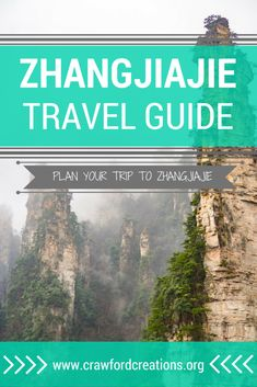 Plan your trip to Zhangjiajie with ease. Find out where and how to see all the best sites and coolest attractions around Zhangjiajie and Wulingyuan. Get started on planning your own epic trip to China's Avatar Mountains today! Places To Travel, Places To See, Travel Destinations, Best Travel Guides, Travel Advice, Travel Tips, Zhangjiajie, Living In China, Adventures Abroad